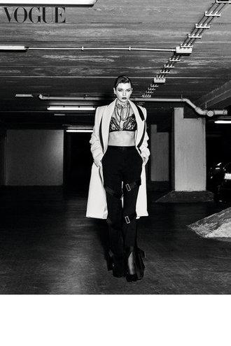 Стелла Максвелл для Vogue Germany (серпень, 2016)