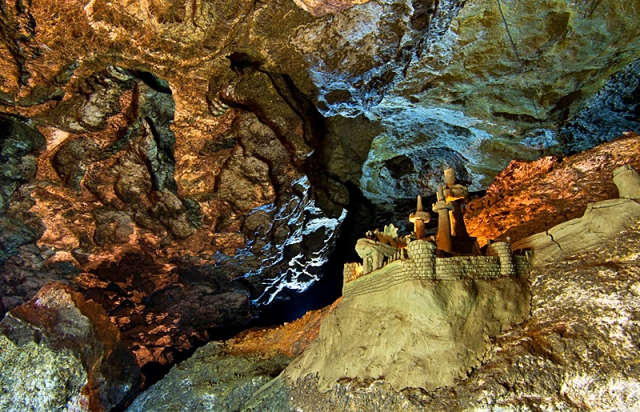 Печери Тернополя