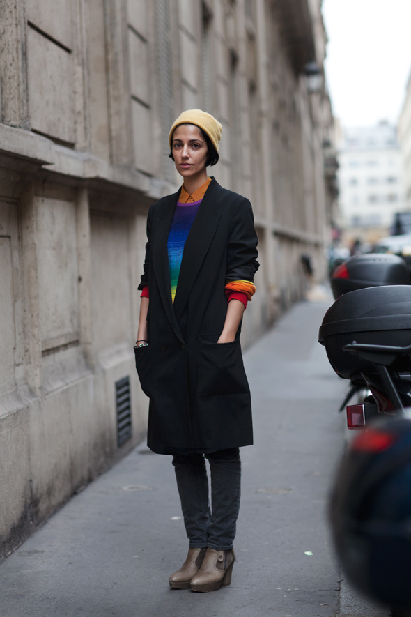 Парижські модниці