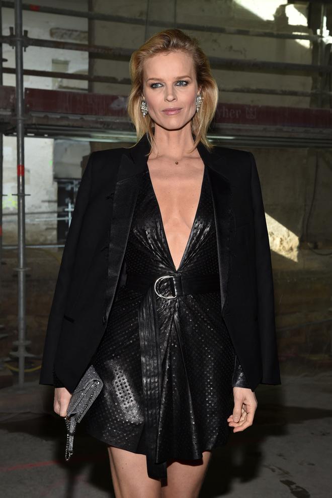 Кто посетил Paris Fashion Week