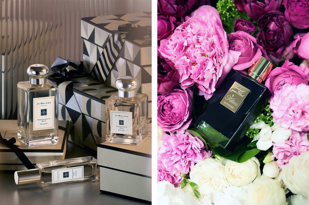 Подарунки для нього і для неї: парфуми