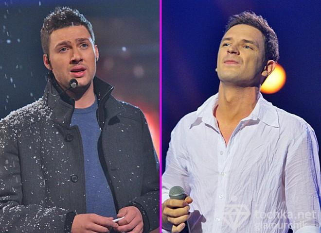 Олег Кензо і Віктор Романченко