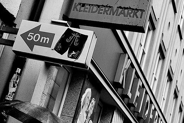 Kleidermarkt, Германия, Мюнхен