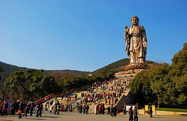 Найбільші статуї Будди в світі: Гранд Будда