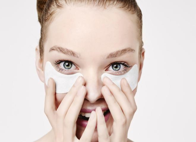 кожа вокруг глаз уход