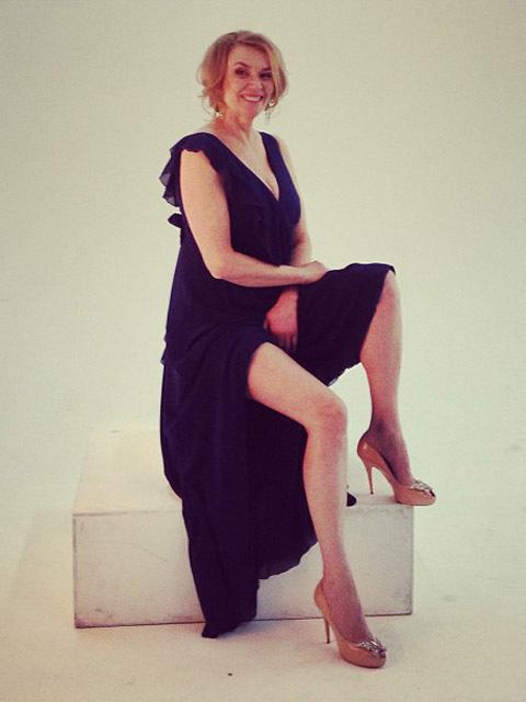 Алена Водонаева, фотосессия