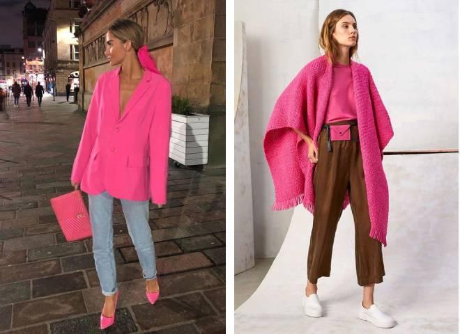 Рожевий колір в одязі: що означає