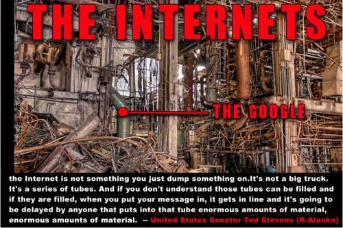 Пимерная схема интернета