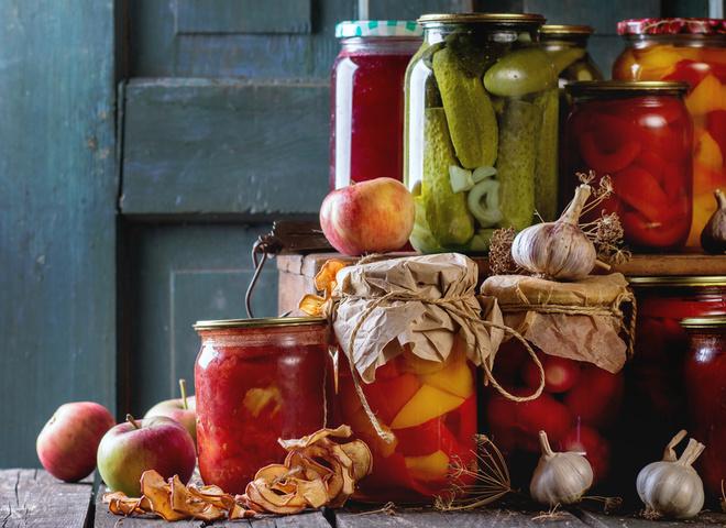 ТОП-5 рецептов маринованных овощей на зиму