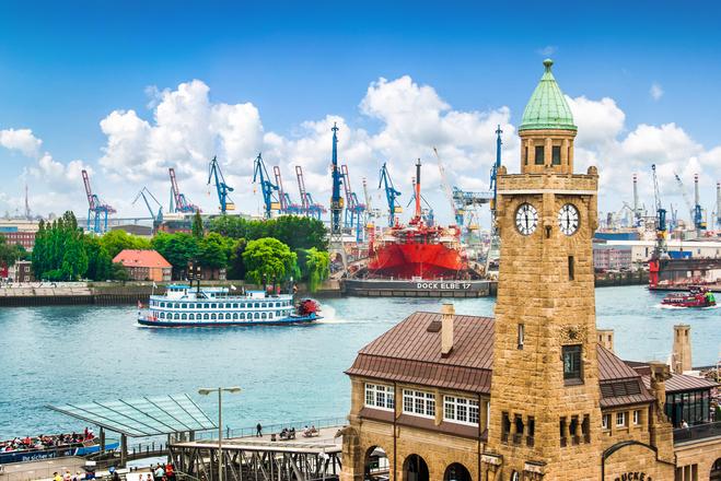 Что посмотреть в Гамбурге:  экскурсия по самым интересным местам