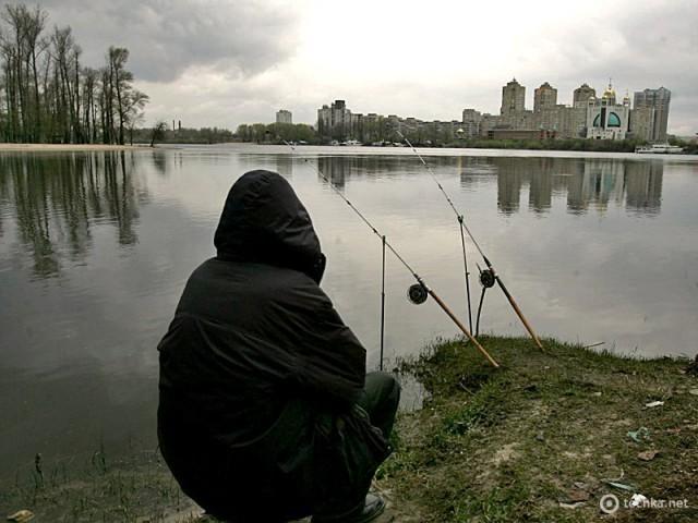 Куди поїхати на рибалку киянину