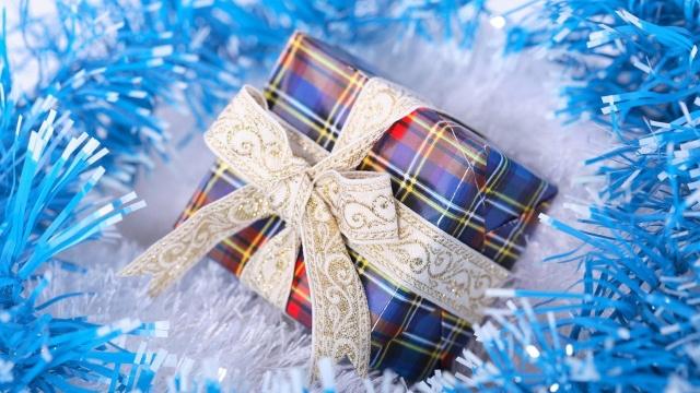 Подарки на Новый год 2014
