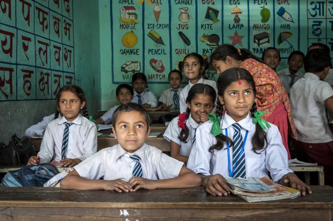 Школьные формы в разных странах мира