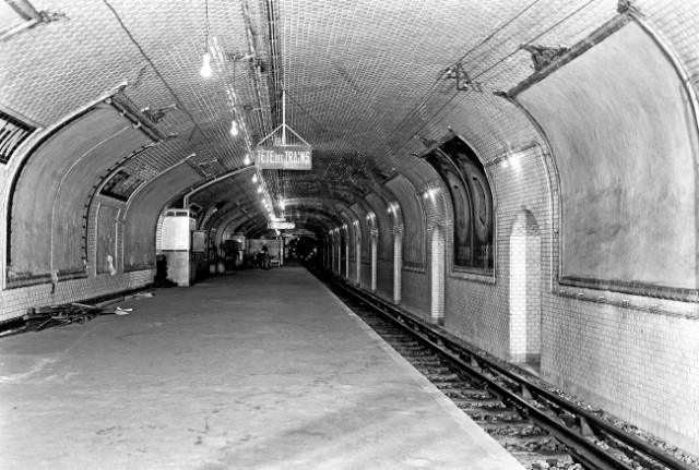 Как использовать заброшенную станцию метро