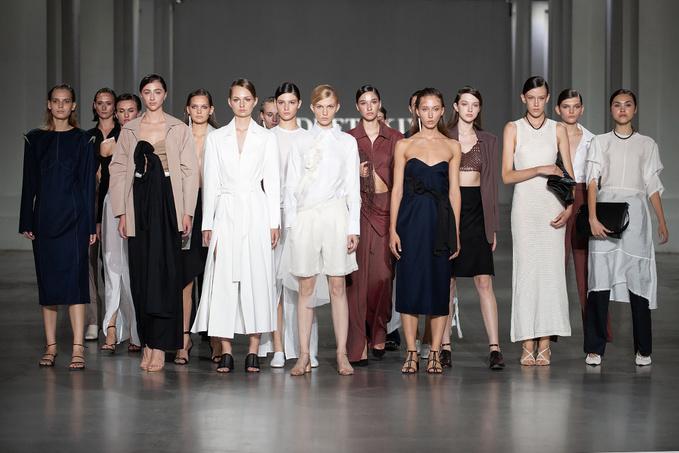 Sidletskiy на Ukrainian Fashion Week noseason sept 2021