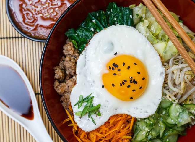 Корейские блюда: ТОП-5 рецептов