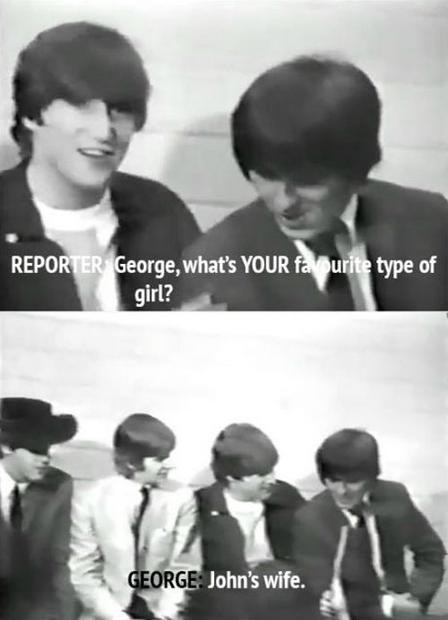 The Beatles цитаты