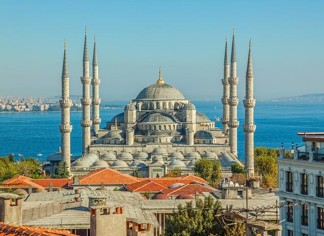 Стамбул: старовинний мегаполіс і місто котів