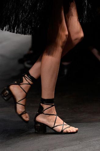 Модне взуття 2016: гладіатори