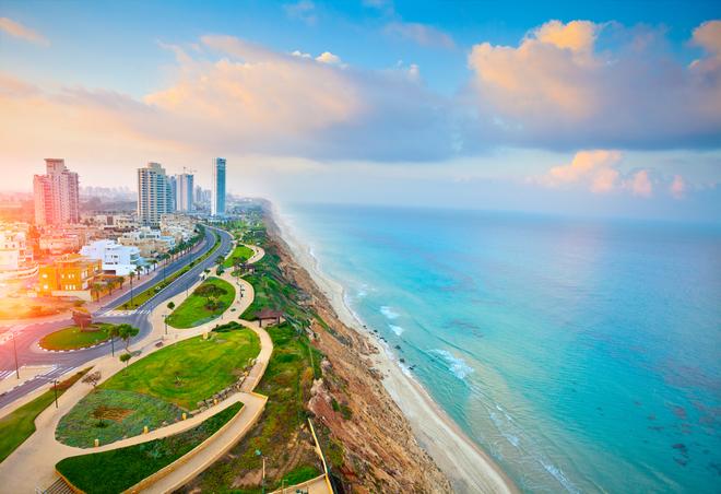 Курорты Израиля: выбираем лучший