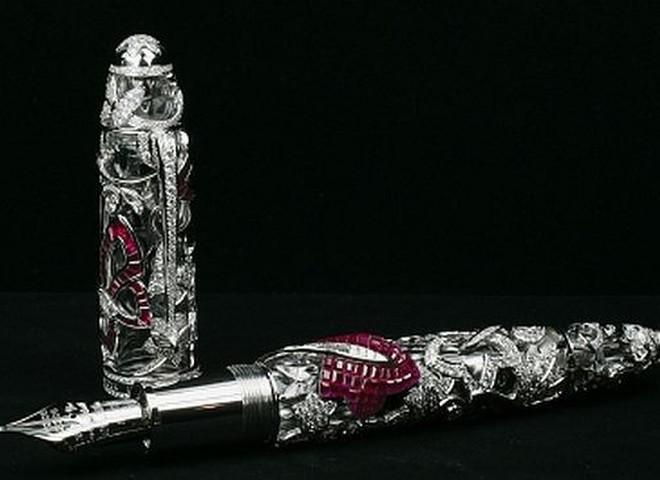 Найдорожча ручка коштує $730 тис.