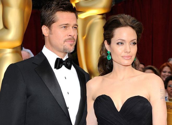 Джоли Питт на Оскар