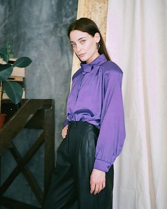 Модные цвета 2019
