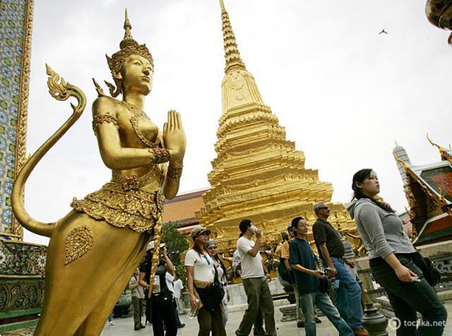 Цікаві місця Бангкока: великий палац і Храм Смарагдового Будди