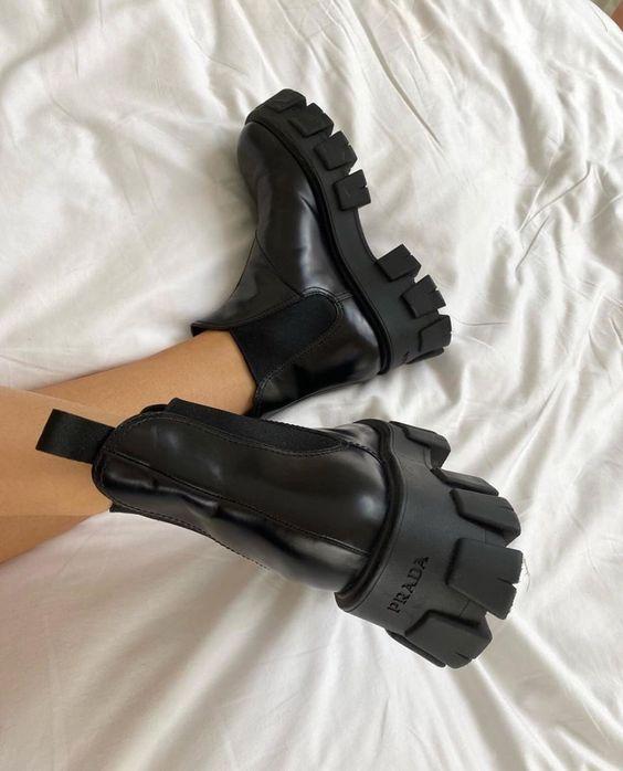 Модная обувь весна 2021