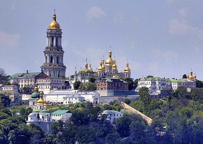 Гид по Киеву: Киево-Печерская лавра
