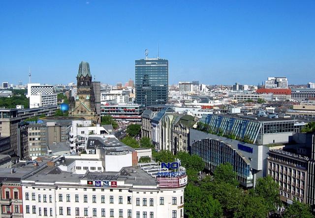 Неделя скидок в Берлине: улица Kurfürstendamm