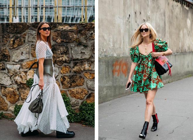 Платья, скрывающие недостатки фигуры