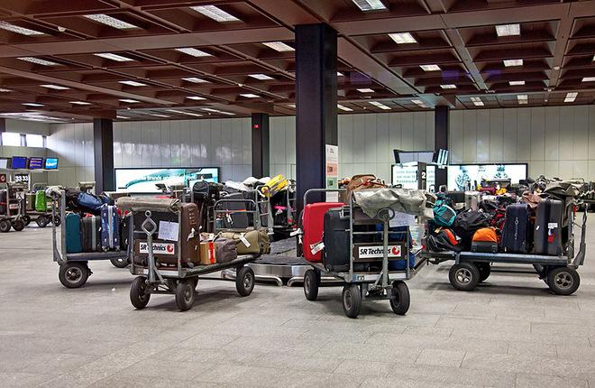 Самі стршние гріхи авіакомпаній: втрата сумок в аеропорту Хітроу