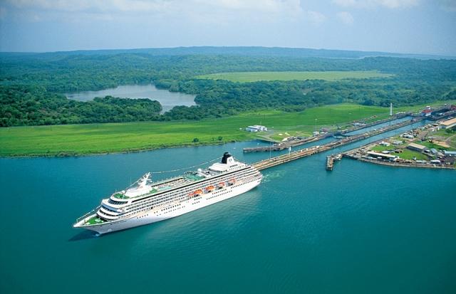 Круизы: 5 самых популярных - круиз по Панамскому каналу