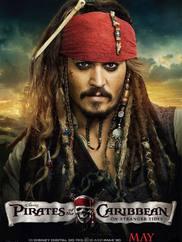 Пираты Карибского моря: На странных берегах 3D