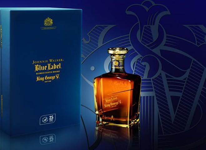 Blue Label  - королевский виски