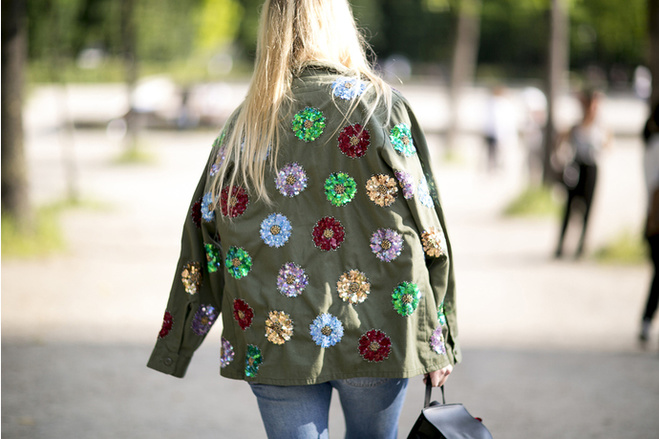 Тренд літа: нашивки на одязі