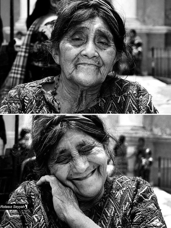 Эмоции на лицо. Женщинам сказали, что они прекрасны