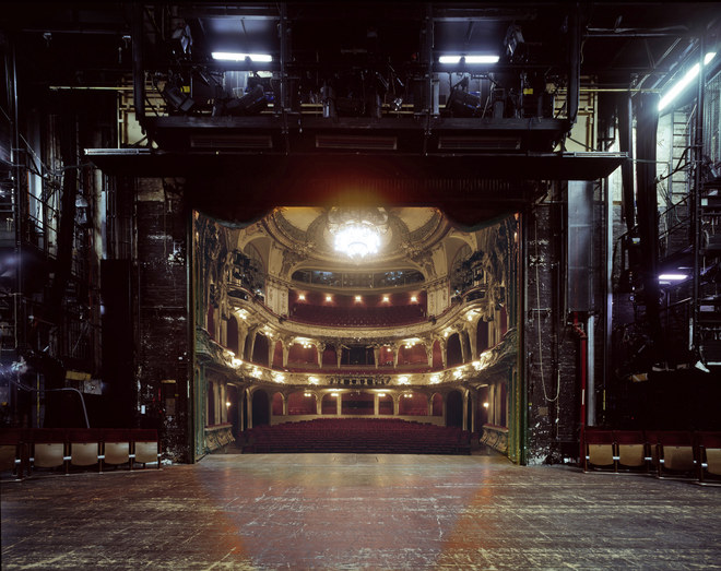 Театральный проект Клауса Фрагма