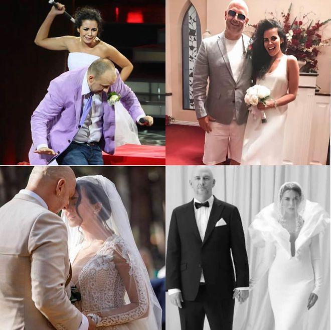 Свадьбы Потапа и Насти Каменских