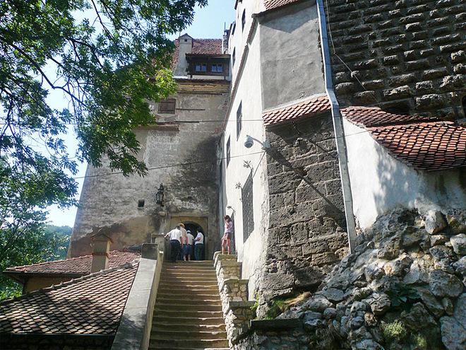 В гостях у графа Дракули: легендарний Замок Бран в Пенсільванії