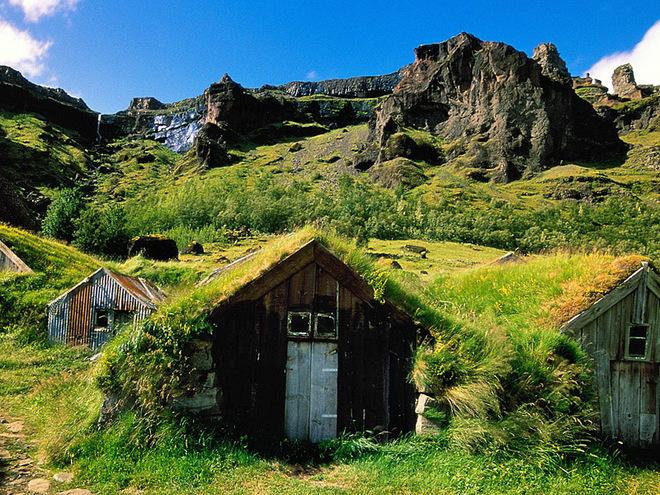 Интересные видео-презентации стран: Исландия