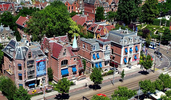 Города выше и ниже уровня моря: Амстердам, Голландия