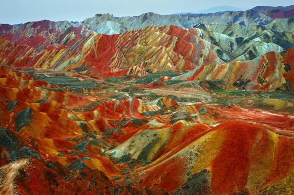 ТОП 16 самых сюрреалистичных мест на Земле