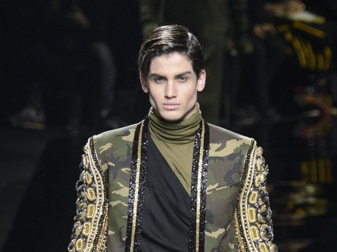 Модні чоловічі стрижки 2017: класична британка