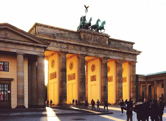 Берлинский туравтобус