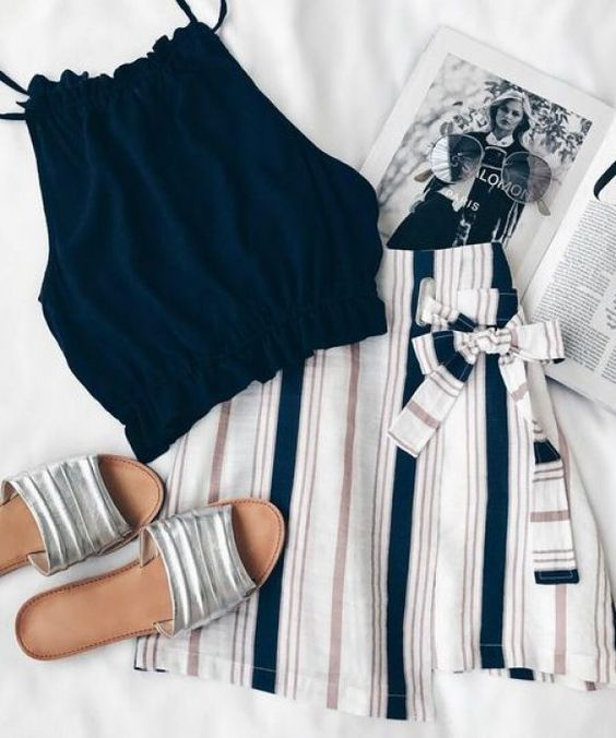 Модні майки на літо 2019: 10 варіантів