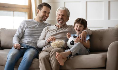 Фільми до дня батька