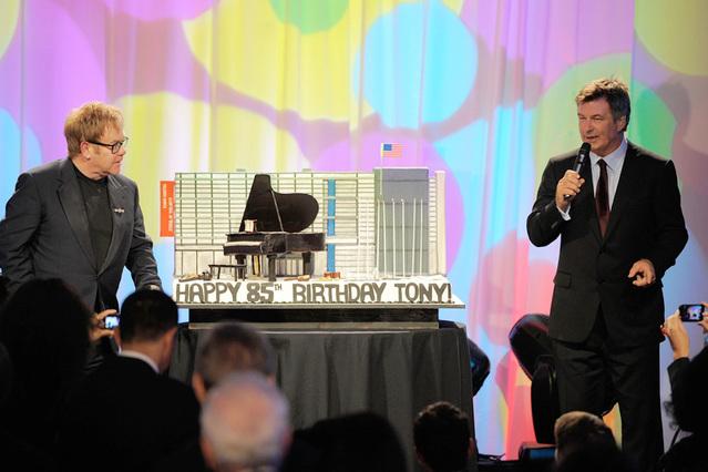 День рождения Тони Беннетта