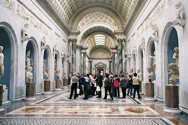Достопримечательности Рима: Музей Ватикана